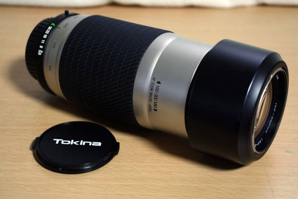 ■822/Tokina トキナー AF ZOOM MACRO 100-300mm 1:5.6-6.7mm Φ55