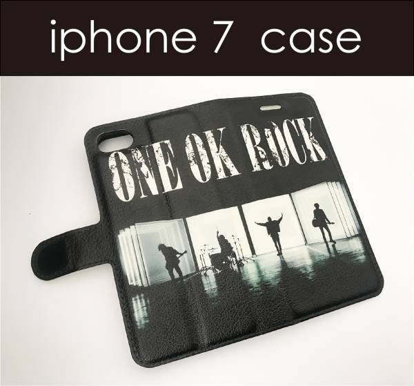 iPhone7 手帳型ケース ワンオクロック ONE OK ROCK
