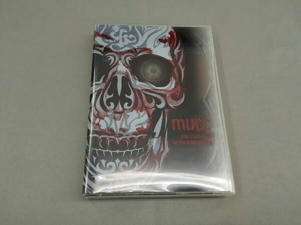 ムック mucc ワールドツアーファイナル日本武道館「666」 ライブグッズの画像