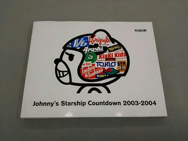 Johnnys Starship Countdown 2003-2004 TOKIO/V6/ジャニーズ コンサートグッズの画像