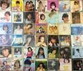 【1円スタート!】邦楽 女性歌手・アイドル・歌謡曲・演歌等 EPシングル 213枚セット
