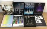 0672■韓流 東方神起 DVD 8点セット All About 2007 2008 HISTORY ASIA TOUR VIDEO CLIP