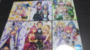 学戦都市アスタリスク 2nd Season BD 全6巻セット 完全生産限定版
