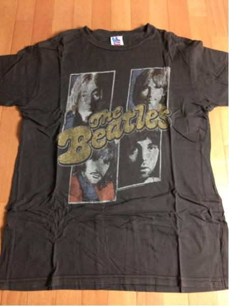 Junkfood&Beatles Tシャツ コラボ ビートルズ ジャンクフード ライブグッズの画像
