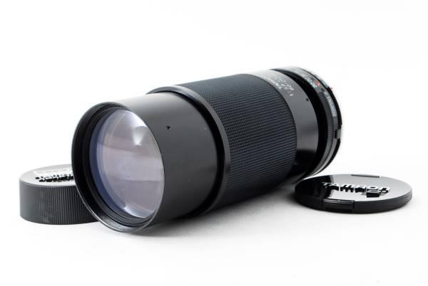 ★美品★ TAMRON F3.8 4/210 80-210mm