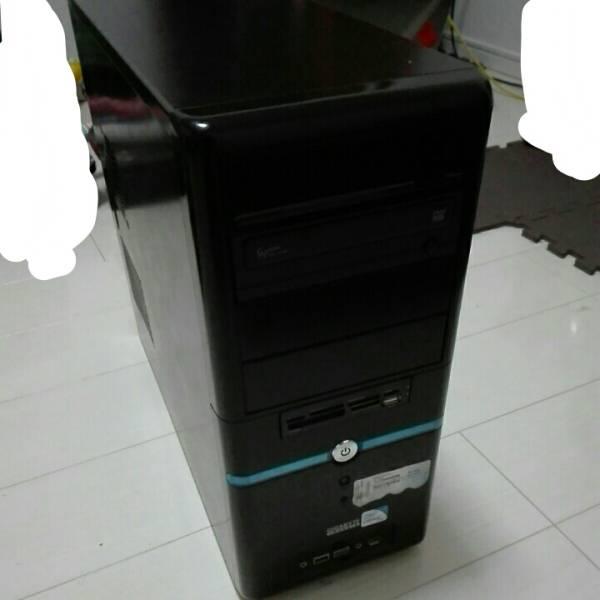 [即決][送料無料][Office等付属]デスクトップパソコン Celeron G530 2.4GHz メモリ8GB SSD240GB HDD2TB windows10(32bit)