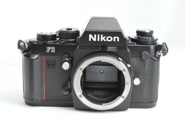 NIKON F3 一眼レフフィルムカメラ ニコン #1999
