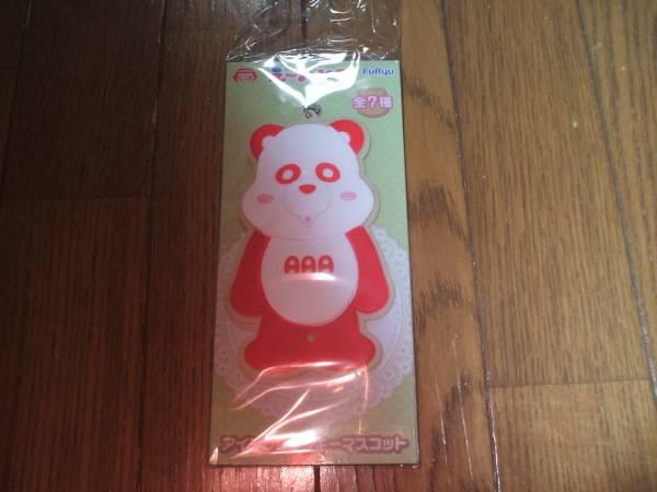 新品■即決■AAA え~パンダ アイシングクッキーマスコット 赤 伊藤千晃