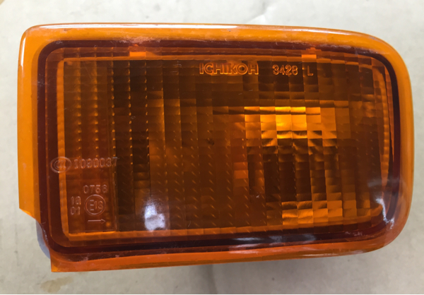Forward down the front bumper junk shipping: 340 yen