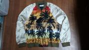 Saint Laurent Paris Palm Tree Souvenir Jacket 44