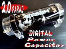 ◆2.0ファラッドパワーキャパシタ(コンデンサ、蓄電器