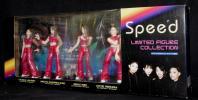 ★新品 2000年製 ライジングプロダクション・オフィシャル商品 SPEED スピード リミテッド フィギュア コレクション