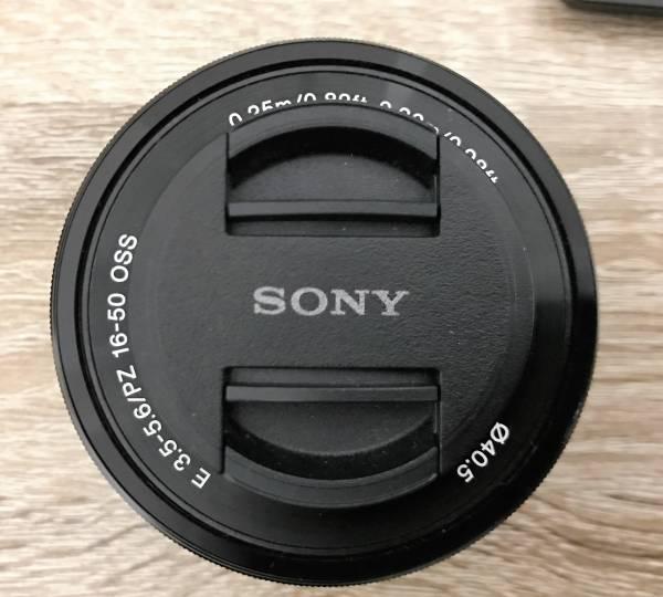 【Sony E PZ 16-50mm F3.5-5.6 OSS SELP1650】