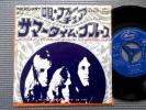 ブルー・チアー サマータイム・ブルース 日本盤シングル BLUE CHEER サイケ