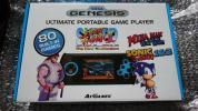 ◆美品 北米版メガドライブ セガ ジェネシス ULTIMATE PORTABLE GAME PLAYER 80BUIT IN GAMES