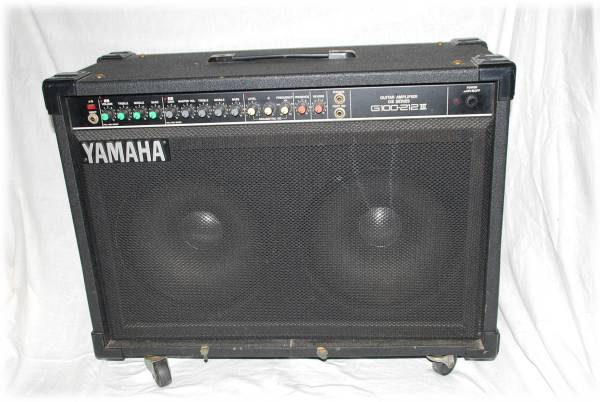 ★ YAMAHA ヤマハ ★ 名機 100W ギターアンプ 【 G100-212Ⅲ 】