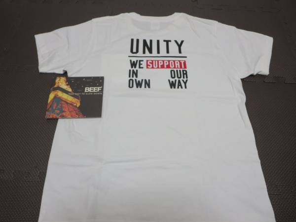 THUMB UNITY レア Tシャツ サム BEEF CD 付/AIR JAM SHERBET 岡田洋介 SLIME BALL BLACK BUCK pizza of death HI-STANDARD 3P3B