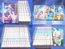 天野こずえ[浪漫倶楽部 全6][AQUA+ARIA+ガイド本][短編集1-3][あまんちゅ! 1-新11]セット