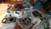 ジャンクXR250 MD30バラバラエンジン