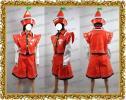 東方Project 東方妖々夢 リリカ・プリズムリバー風 エナメル製 ●コスプレ衣装