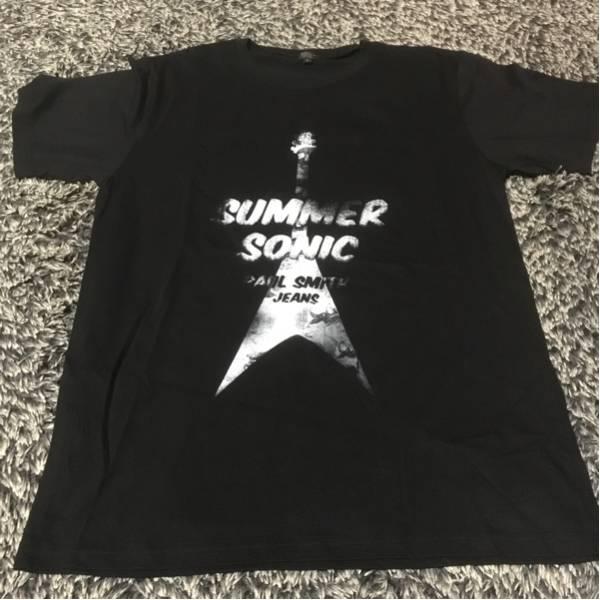 ポールスミス paul smith jeans summer sonic staff Tシャツ サマソニ サマーソニック 2011 着丈67身幅49肩幅43 ライブグッズの画像