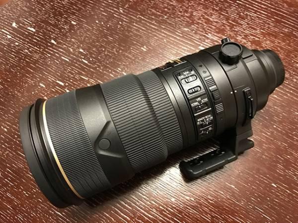 ★ NIKON AF-S NIKKOR 300mm f/2.8G ED VR II ★
