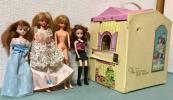 タカラ リカちゃん 人形 全8体と Licca TRIO HOUSE