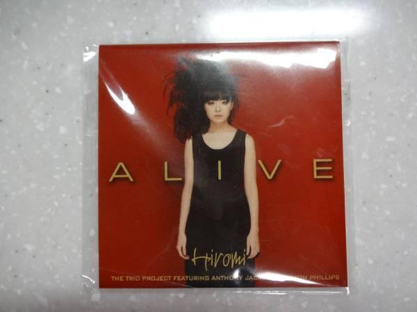 上原ひろみ ALIVE CD購入特典 メモパッド