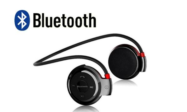 MP3 プレイヤー ワイヤレス ヘッドフォン bluetooth ヘッドセット