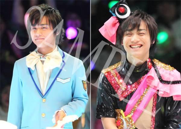 河本啓佑『美男高校地球防衛部 LOVE! LOVE! ALL STAR!』生写真