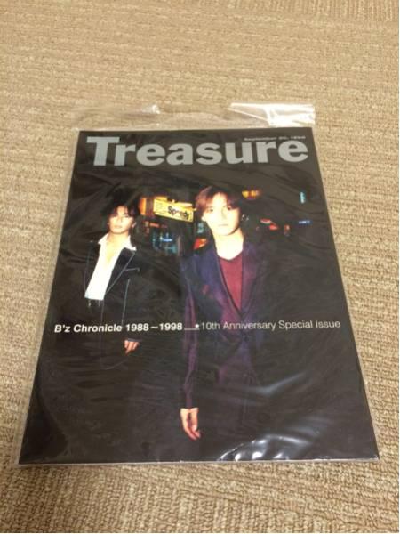 【非売品】B'z★ビーズ★ Best Treasure★初回限定盤★写真集★特別★
