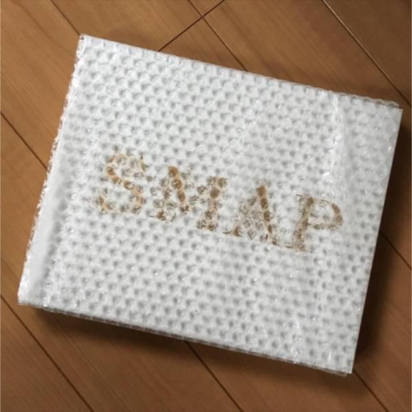 SMAPファンクラブ25周年記念品写真集 コンサートグッズの画像