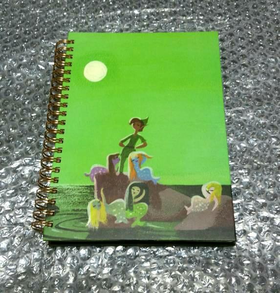 メアリー・ブレア ピーターパン リングノート メアリー・ブレア展 グッズ ハードカバー ディズニーグッズの画像