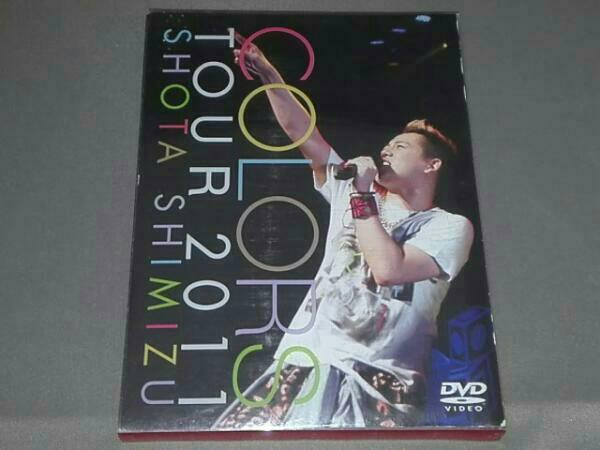 (DVD) 清水翔太 COLORS TOUR 2011(初回生産限定版) ライブグッズの画像