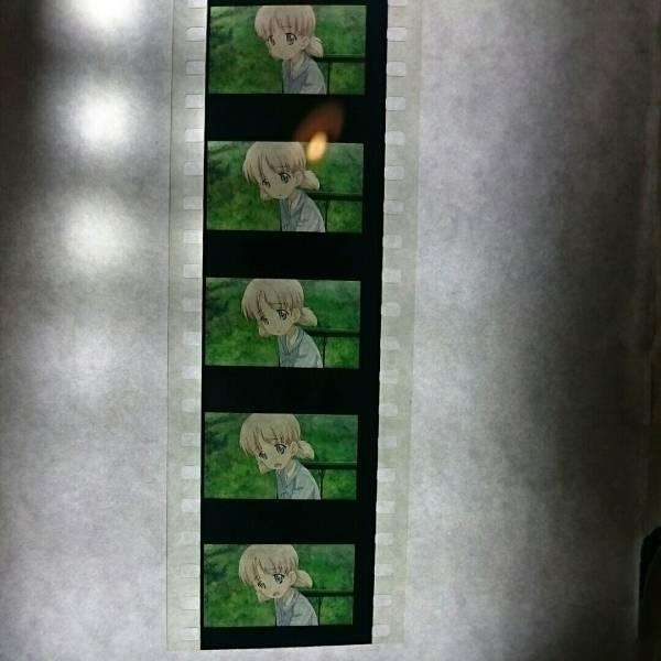 ガールズ&パンツァー 生コマフィルム 4dx アキ ガルパン グッズの画像