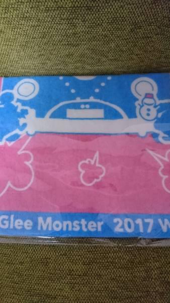 ☆新品/即日配送/送料無料☆ Little Glee Monster リトリロジー2017ふゆタオル ピンク号 数量5