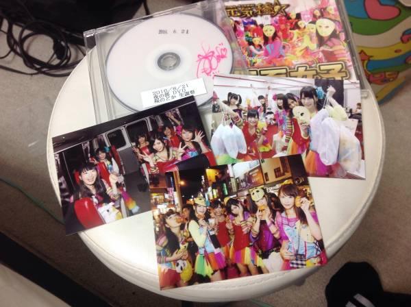 仮面女子 桜のどか生誕dvd直筆サイン おまけ ライブグッズの画像
