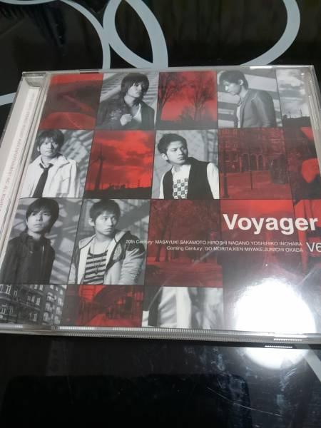 V6 アルバム Voyager 通常盤 ボーナストラック グッデイ(歌いわけ変えましたversion)&シークレットトラック コンサートグッズの画像