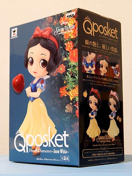 Q posket Disney Characters -Snow White- 白雪姫 ディズニーグッズの画像