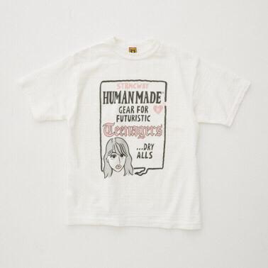 HUMAN MADE 小嶋陽菜 NYAN T-SHIRT Lサイズ 22;market AKB48 homies Tシャツ NIGO