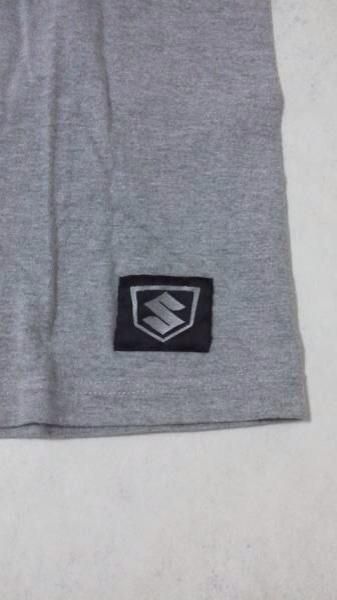 HAWAII ハワイ SUZUKI スズキ 非売品 ノベルティ Tシャツ 企業グッズ 企業ロゴ_画像3