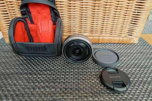 ◆美品中古◆ SONY E 16mm F2.8 SEL16F28