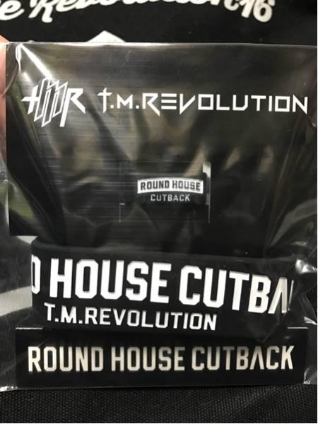 t.m.revolution ラバーバンド ライブグッズの画像