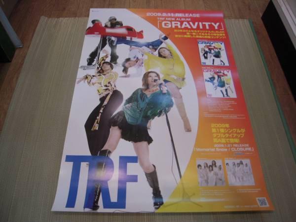 ポスター: TRF「GRAVITY」