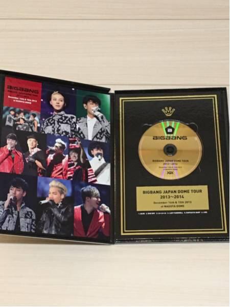 BIGBANG VIPシート特典 ゴールドディスク 名古屋