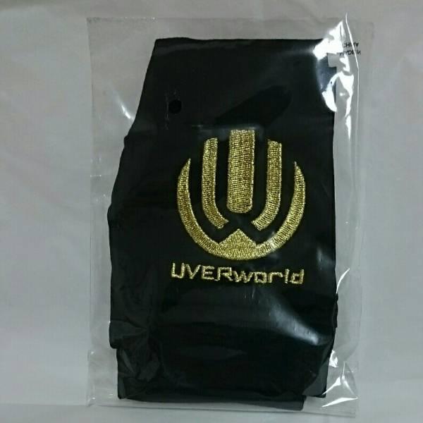 UVERworld 初代ゴールド 未開封 金 ライブグッズの画像