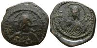 東ローマ帝国 ビザンツ帝国 キリスト 聖母マリア 6,97 g / 28 mm