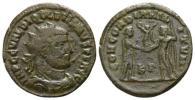 古代ローマ帝国 ディオクレティアヌス 3,07 g / 20 mm