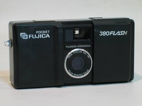 即決! POCKET FUJICA 380 FLASH_画像1