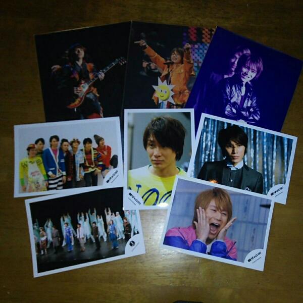 ★関ジャニ∞ 安田章大さん SHOP写真 舞台写真 8枚★